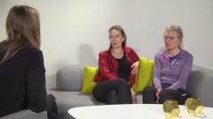 23.03.2015 Commingup, journalisthøjskolen med Anne Buus og Pia Skadhede